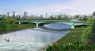 Survey work for Ecopark city